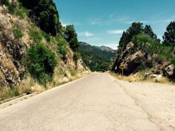 mirante - estrada