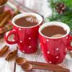 Receta de Chocolate Caliente