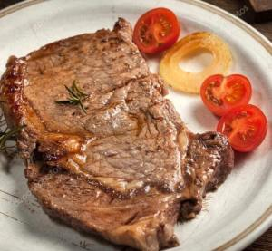 Receta de Filete de Carne Res