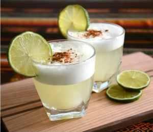 Receta del Pisco Sour Peruano