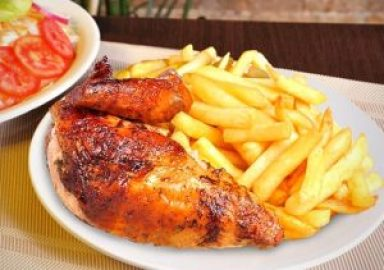 platos Típicos del Perú Receta del pollo a la brasa