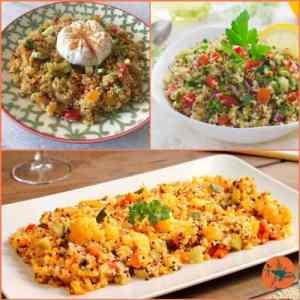 Comidas Recetas con quinoa o quinua (1)