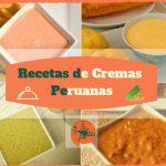 Recetas de Cremas Peruanas