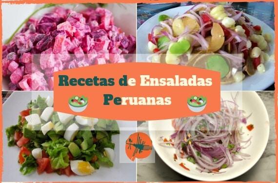 Recetas de ensaladas buenas