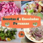 Recetas de Ensaladas Peruanas