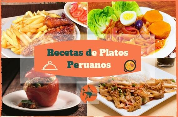 Platos Peruanos cover image