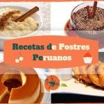 Recetas de Postres Peruanos