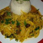 receta de olluquito con charqui