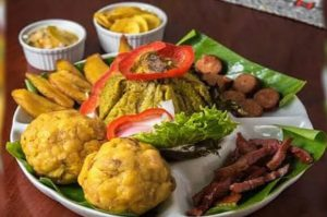 Comida peruana de la selva