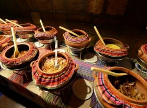 historia de comida peruana
