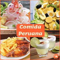 Comida Peruana Web