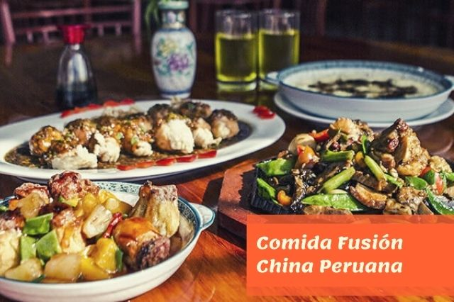 Comida Fusión China Peruana