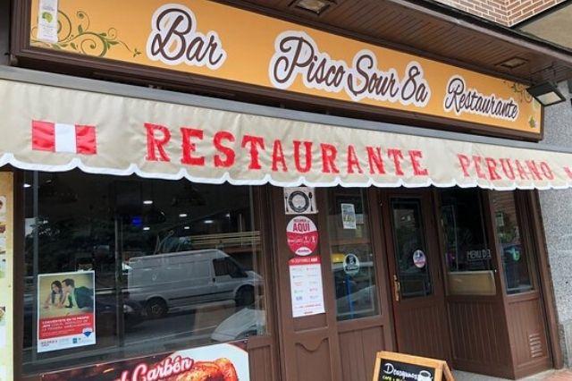 restaurante peruano Pisco Sour 8A