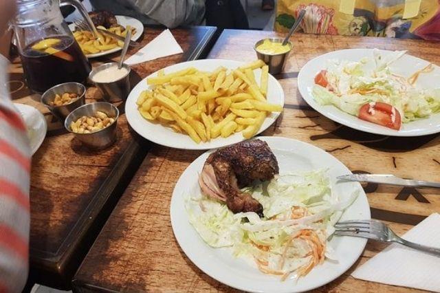 restaurante peruano Pollo y Carbón