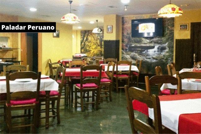 restaurante peruano paladar peruano