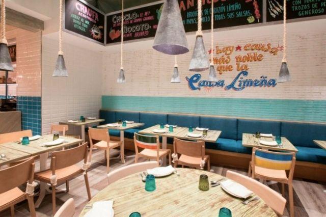 restaurante peruano yakumanka