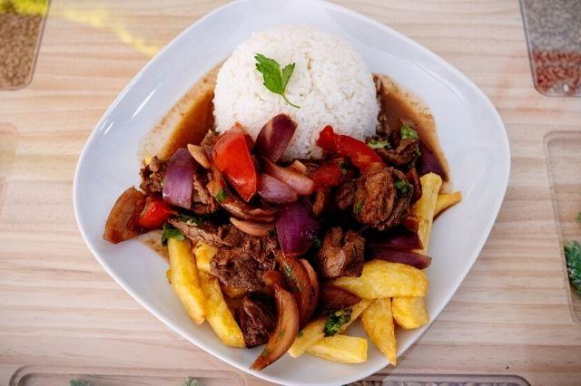 restaurante peruano 13 Brasas