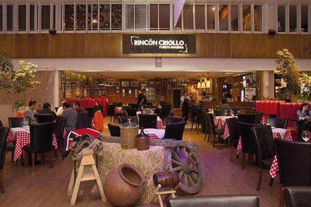 restaurante peruano El Rincón Criollo