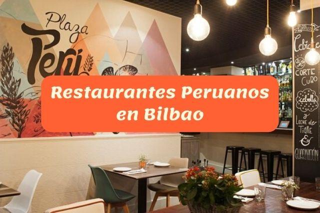 ¿Cuál es el mejor restaurante peruano en Bilbao?