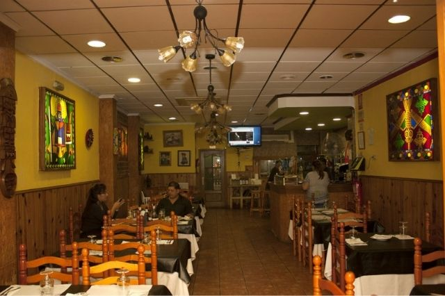 restaurante peruano inka