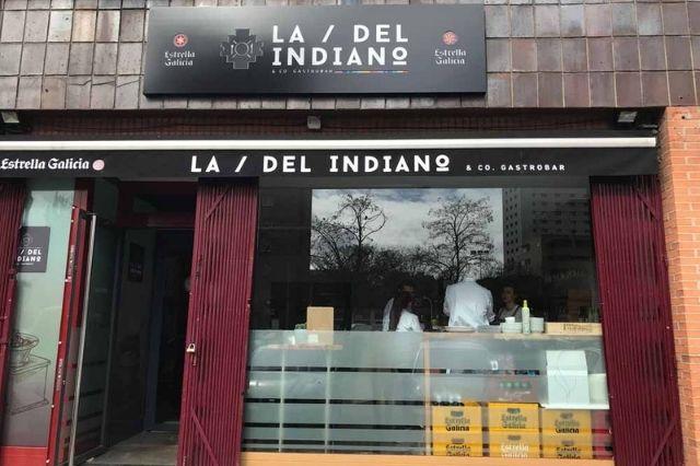 restaurante peruano la barra del indiano