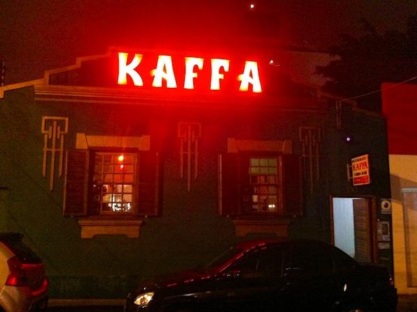 Kaffa Restaurante Árabe