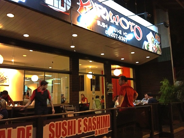 Kiriwoto Sushi Steak House
