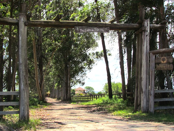 Fazenda Pontal, Pousada Recanto Borghetti