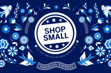 Shop Small American Express