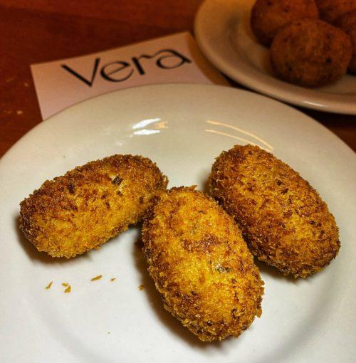 Croquetas - Restaurante Vera