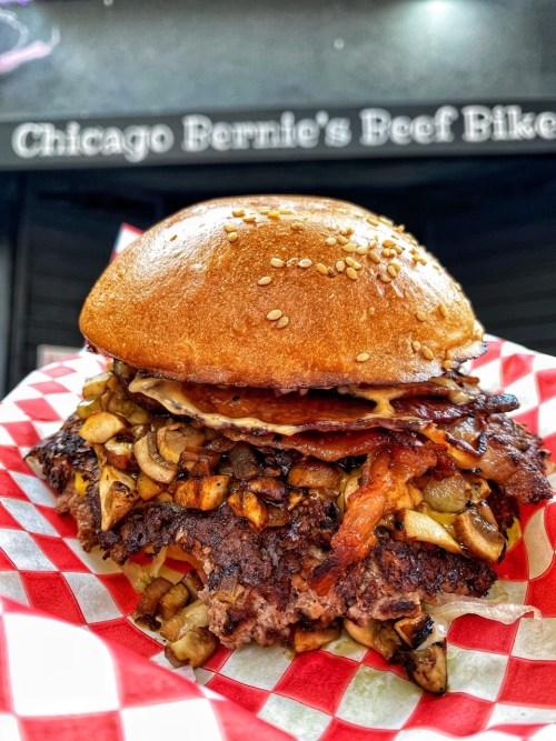 Bacon Champ - Chicago Bernie's