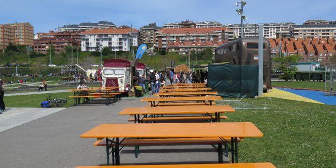 Segundo Campeonato de España de Foodtrucks - Santander