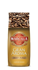 Marcilla - Café en grano natural - 1000 g