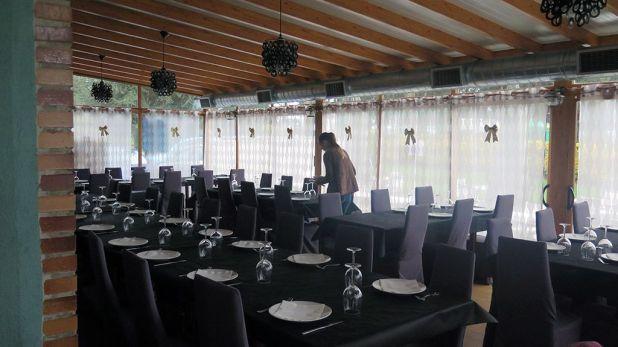 Restaurante el Pescador - Punta de Parayas