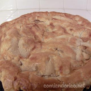 Como Se Prepara El Pie de Manzana