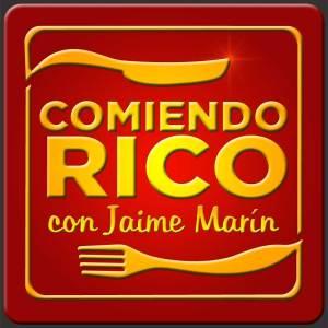Comiendo Rico Logo
