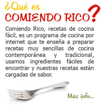 Comiendo Rico Description
