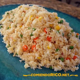 Arroz Frito Estilo Chino – Original – Video