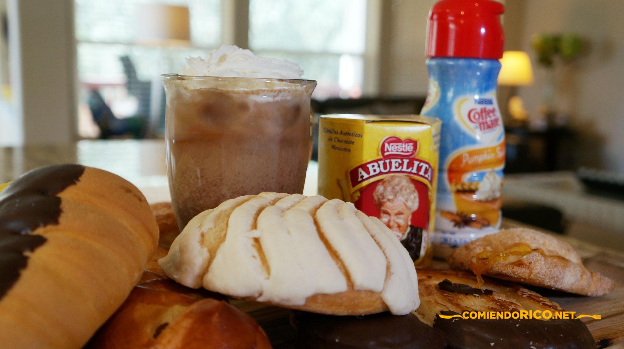 Chocolate Abulita, Comiendo Rico. Nestle