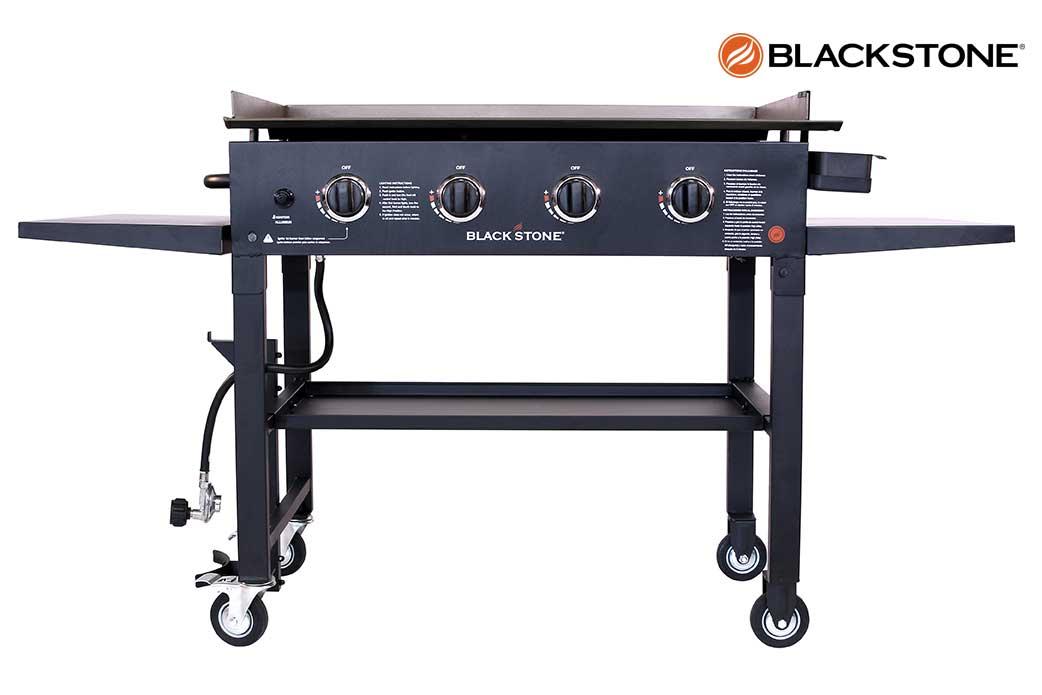 Blackstone Griddle, Plancha Para Cocinar, Comiendo Rico