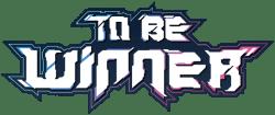 Logo for To be Winner