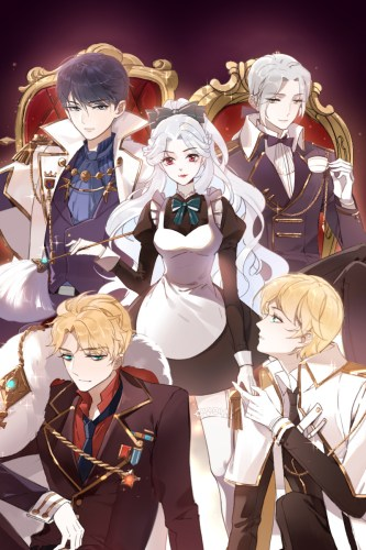 Cover for Princess Maid