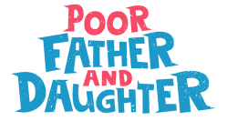 Logo for Poor Father and Daughter