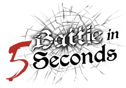 Logo for Battle in 5 Seconds
