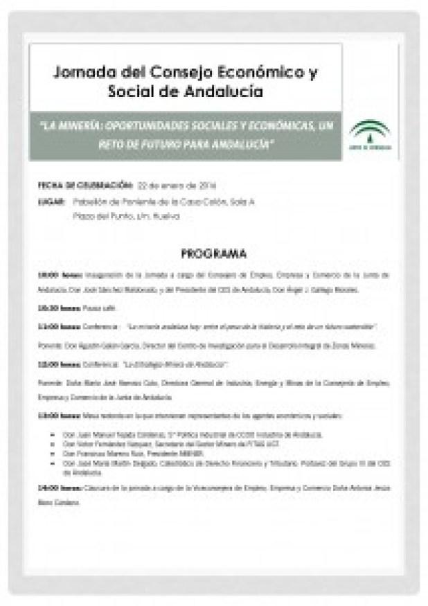Programa Definitivo Jornada Minería CES A