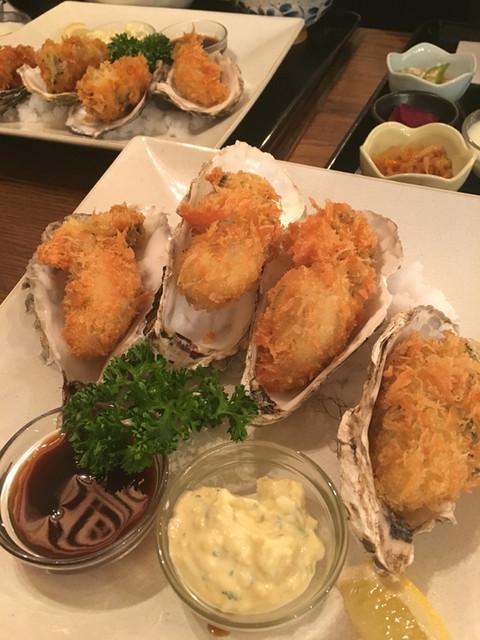 恵比寿 牡蠣ツ端