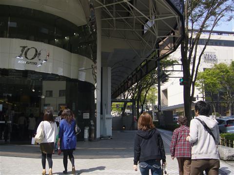 東急スクエア (旧金沢109)