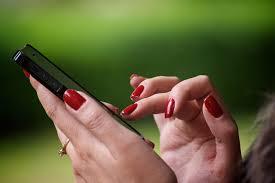 携帯の使い方