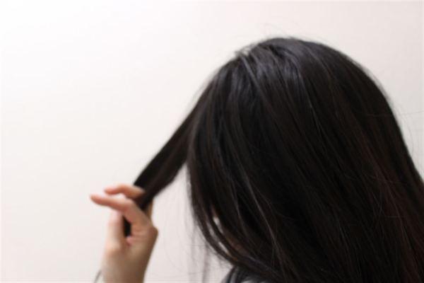 清楚系ビッチの髪型