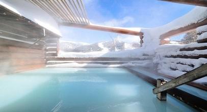 万座温泉スキー場 温泉
